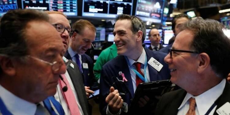 Wall Street paraît vouloir finir la semaine dans le calme
