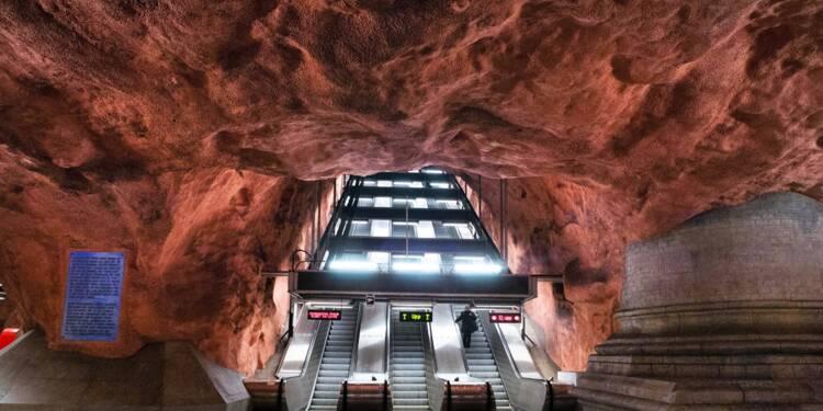 Les 6 métros les plus étonnants du monde