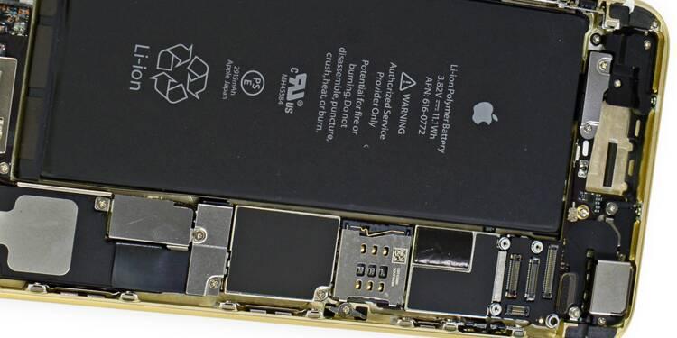 Y a quoi dans mon iPhone ?