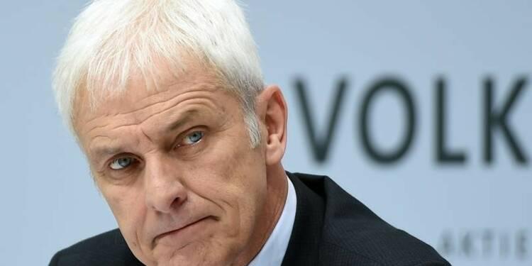La perquisition chez Audi visait le bureau du patron de VW