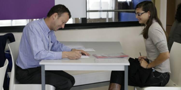 Les entreprises recrutent sur les bancs de l'université