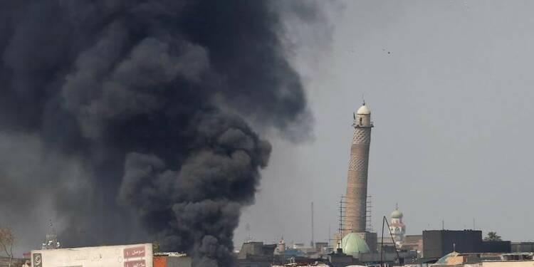 La reprise de la Grande mosquée de Mossoul serait imminente