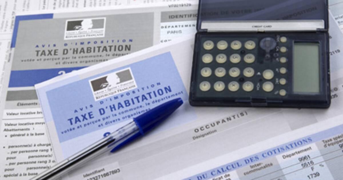Taxe D Habitation Taxe Fonciere Gare Aux Erreurs De Calcul Du
