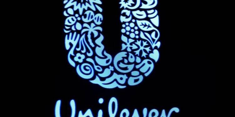 Unilever va vendre pour 6 milliards de livres de marques alimentaires