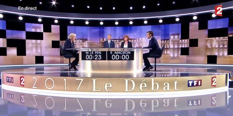 Débat Marine Le Pen - Emmanuel Macron: qui vous a le plus convaincu?