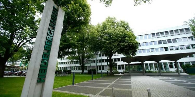 HeidelbergCement suspend tout nouvel investissement en Turquie
