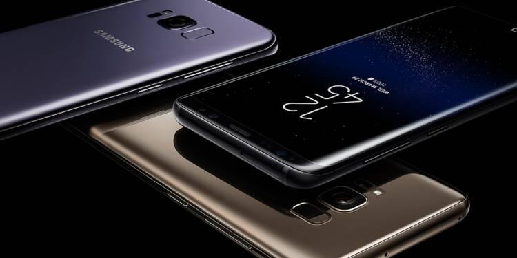 Galaxy S8 : Samsung présente deux smartphones à écran infini