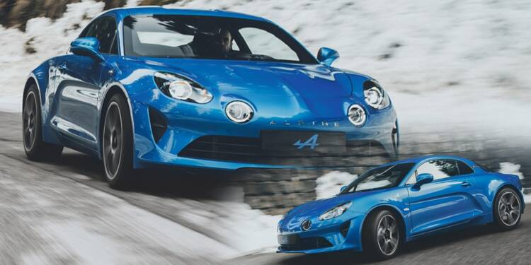 pourquoi la nouvelle alpine a110 affole les passionn s. Black Bedroom Furniture Sets. Home Design Ideas