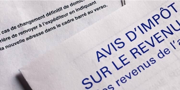 Avis D Impot Sur Le Revenu Comment Corriger Des Erreurs Capital Fr