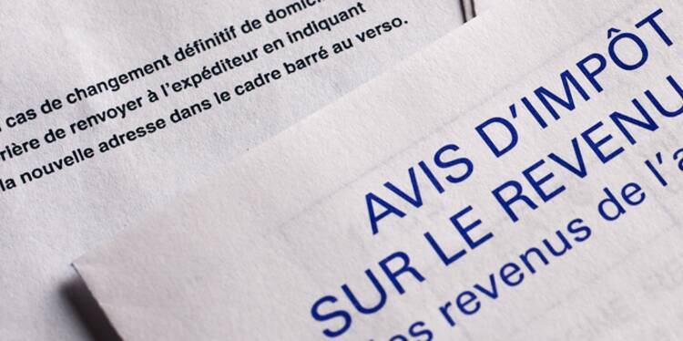 Impôt sur le revenu : un nouvel avantage pour ceux qui déclarent en ligne !