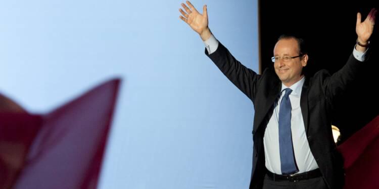Baisse du chômage : du pain béni pour le (potentiel) futur candidat François Hollande !