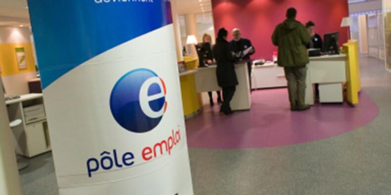 Première baisse du chômage depuis un an
