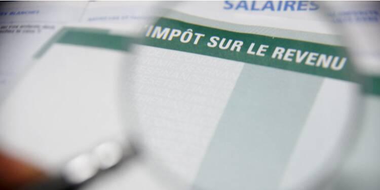 Impôt sur le revenu : 16 millions de ménages affectés par le gel du barème
