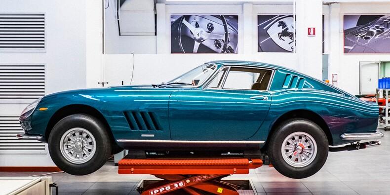 Ferrari : ses modèles de légende sont une vraie cash machine