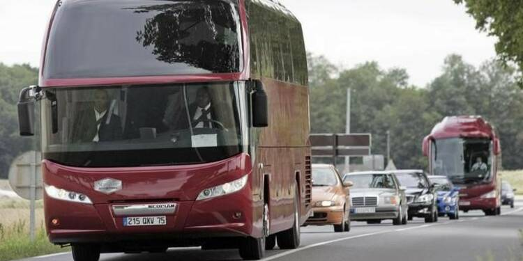 6,2 millions d'accros aux cars Macron