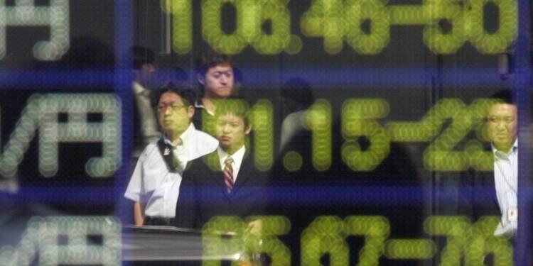 La Bourse de Tokyo finit sans grand changement
