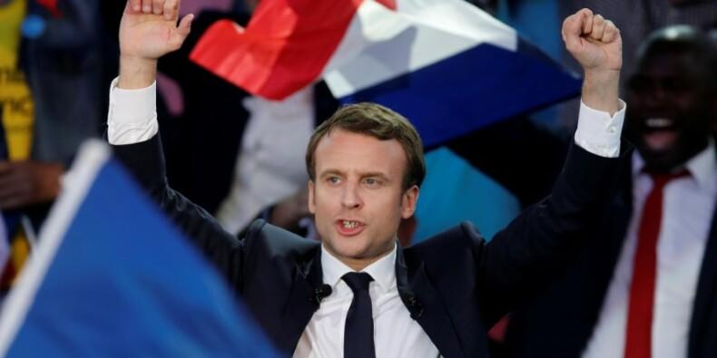 Macron rend hommage à Jaurès dans le Tarn
