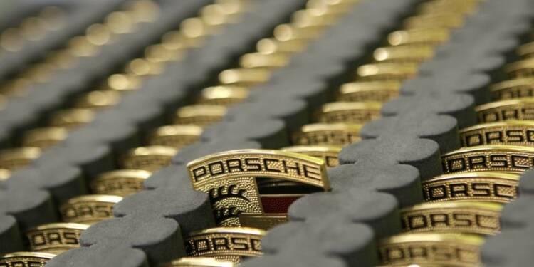 Porsche investit des centaines de millions d'euros dans les services