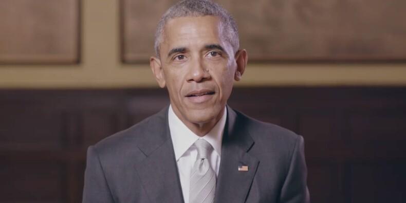 Emmanuel Macron publie une vidéo de soutien de Barack Obama sur Facebook