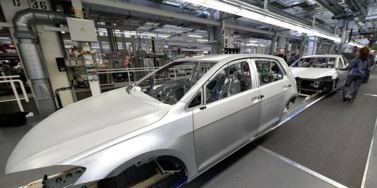 Hausse des commandes à l'industrie en mars aux USA