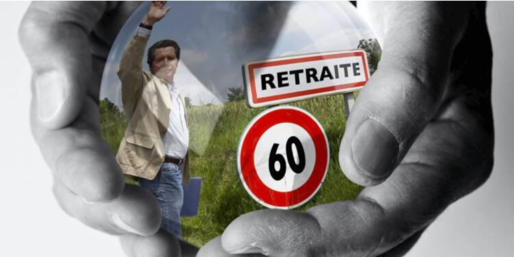 Coup d'envoi du retour partiel de la retraite à 60 ans
