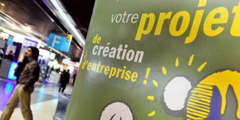 Le nombre de créations d'entreprises a explosé en 2009