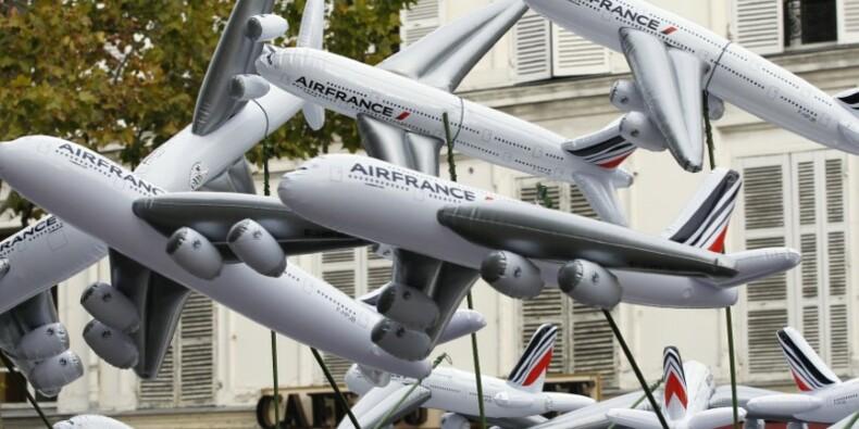 Amende rétablie contre Air France-KLM et dix autres compagnies