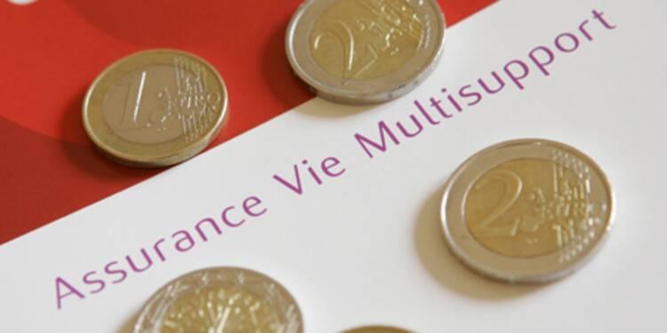Assurance vie : la baisse programmée des fonds en euros