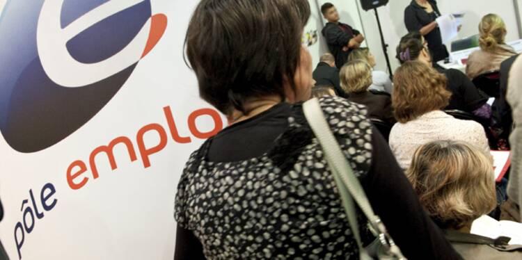 Le taux de chômage repasse au dessus de 10% en métropole