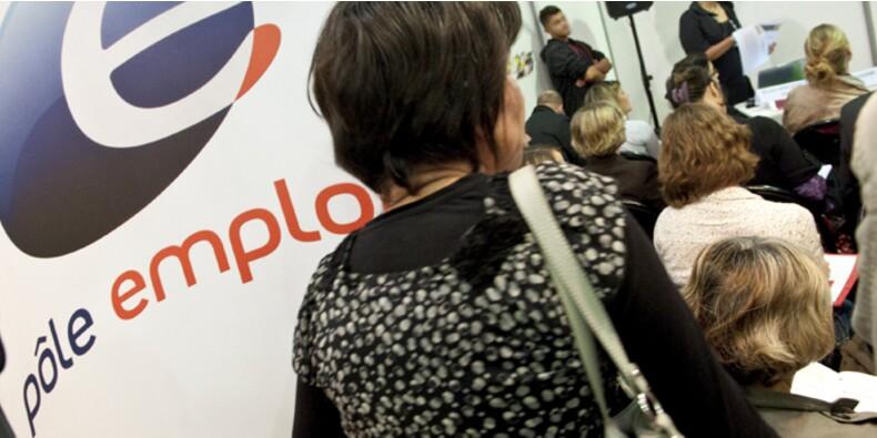 Chômage : François Hollande aura donc inversé la courbe !