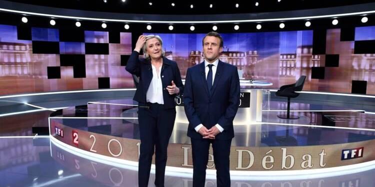 Le débat Macron-Le Pen escamoté par la violence des attaques