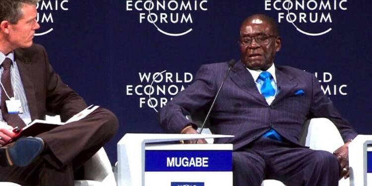 Le Zimbabwe est le pays