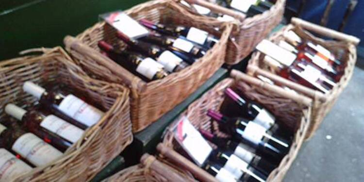 Le gros business des foires aux vins 2015