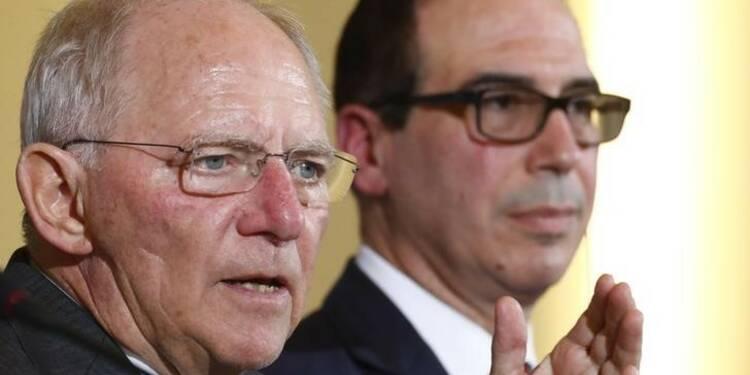 G20: Front commun sur les changes pas sur le protectionnisme