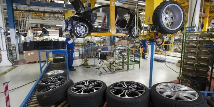 Les industriels français relèvent leurs prévisions d'investissement