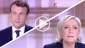 Débat présidentiel Macron - Le Pen : regardez les cinq clashs de la soirée