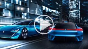 Peugeot Instinct Concept élu meilleur concept car du Salon de Genève