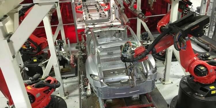Nouvelle hausse de la production manufacturière aux Etats-Unis en février