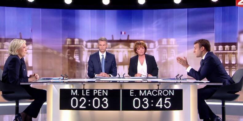 Débat Macron-Le Pen : ce qu'il faut retenir de ce duel sans merci