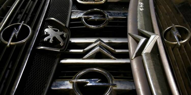 Avec Opel, PSA mieux armé pour conquérir le monde, dit Peugeot