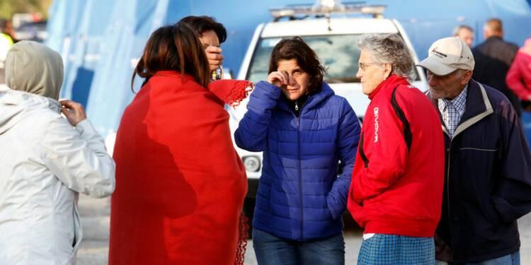 Le bilan provisoire du séisme en Italie s'alourdit à 250 morts