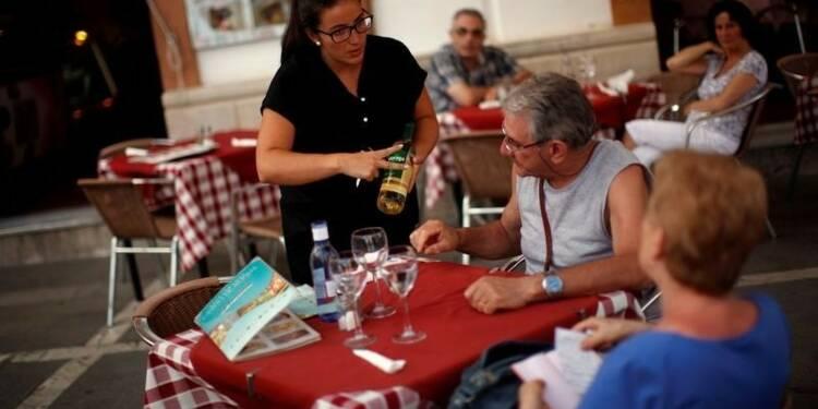 Le taux de chômage en Espagne au plus bas depuis près de sept ans