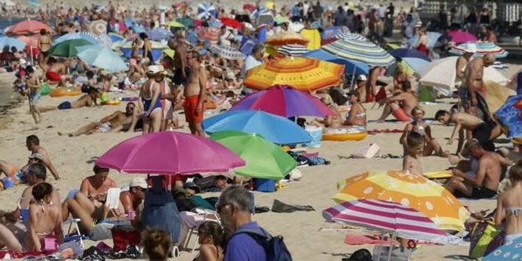 Baisse du nombre de touristes étrangers en 2016