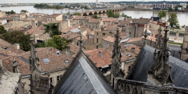 A Bordeaux, les secteurs d'habitation excentrés commencent à flancher
