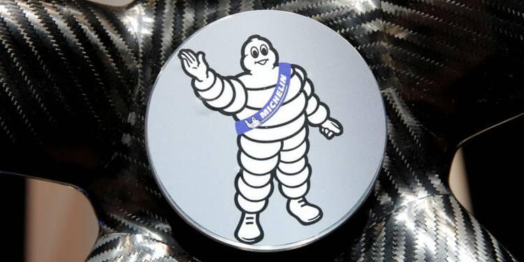 Michelin reste confiant pour 2016, malgré un recul de ventes