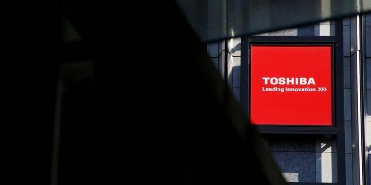 Toshiba annonce finalement une dépréciation de 5,9 milliards d'euros