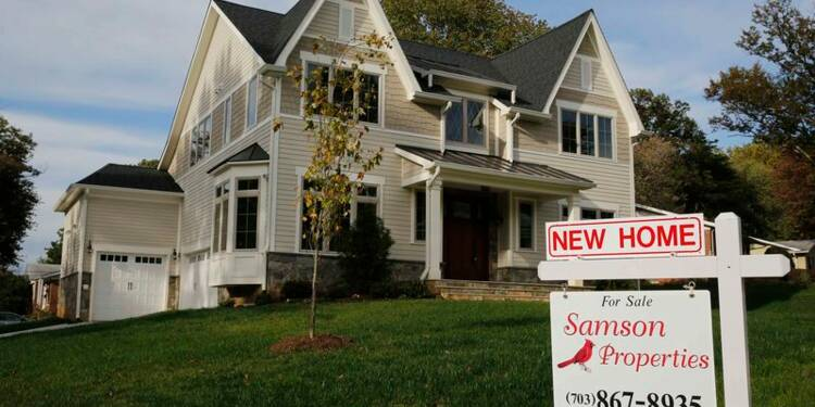 Recul inattendu des ventes de logements neufs en octobre aux USA
