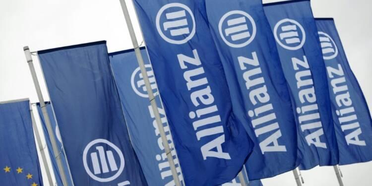 Allianz: bénéfice net en hausse de 36,5% au troisième trimestre