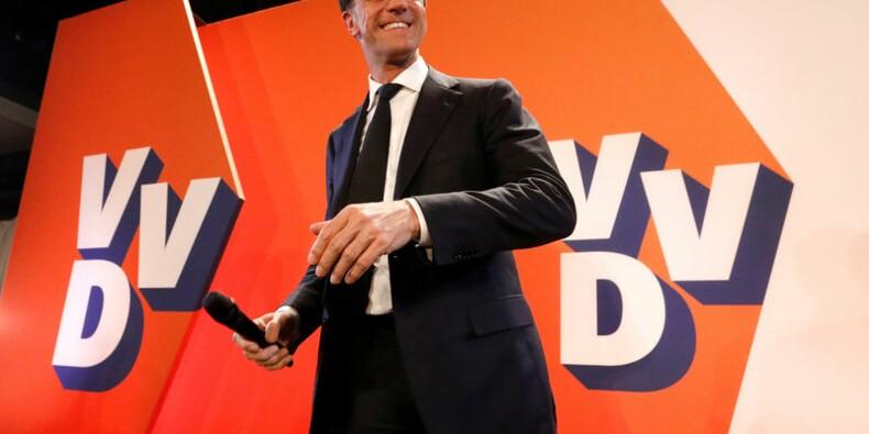 Pas de percée électorale aux Pays-Bas pour l'extrême droite