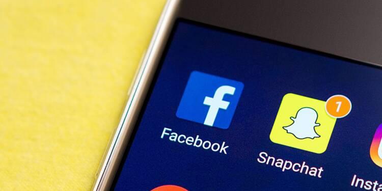 En images : les 5 fois où Facebook a copié Snapchat